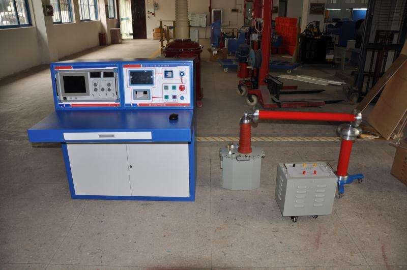 Why should we carry out AC withstand voltage test during the inspection of electrical equipment