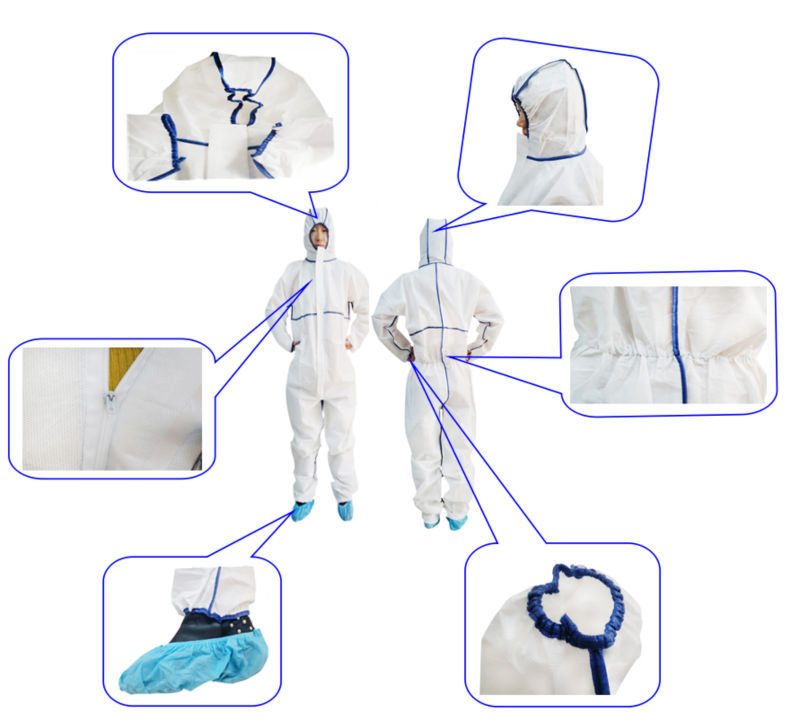 Common problems and solutions in the use of medical protective clothing hot melt adhesive strips